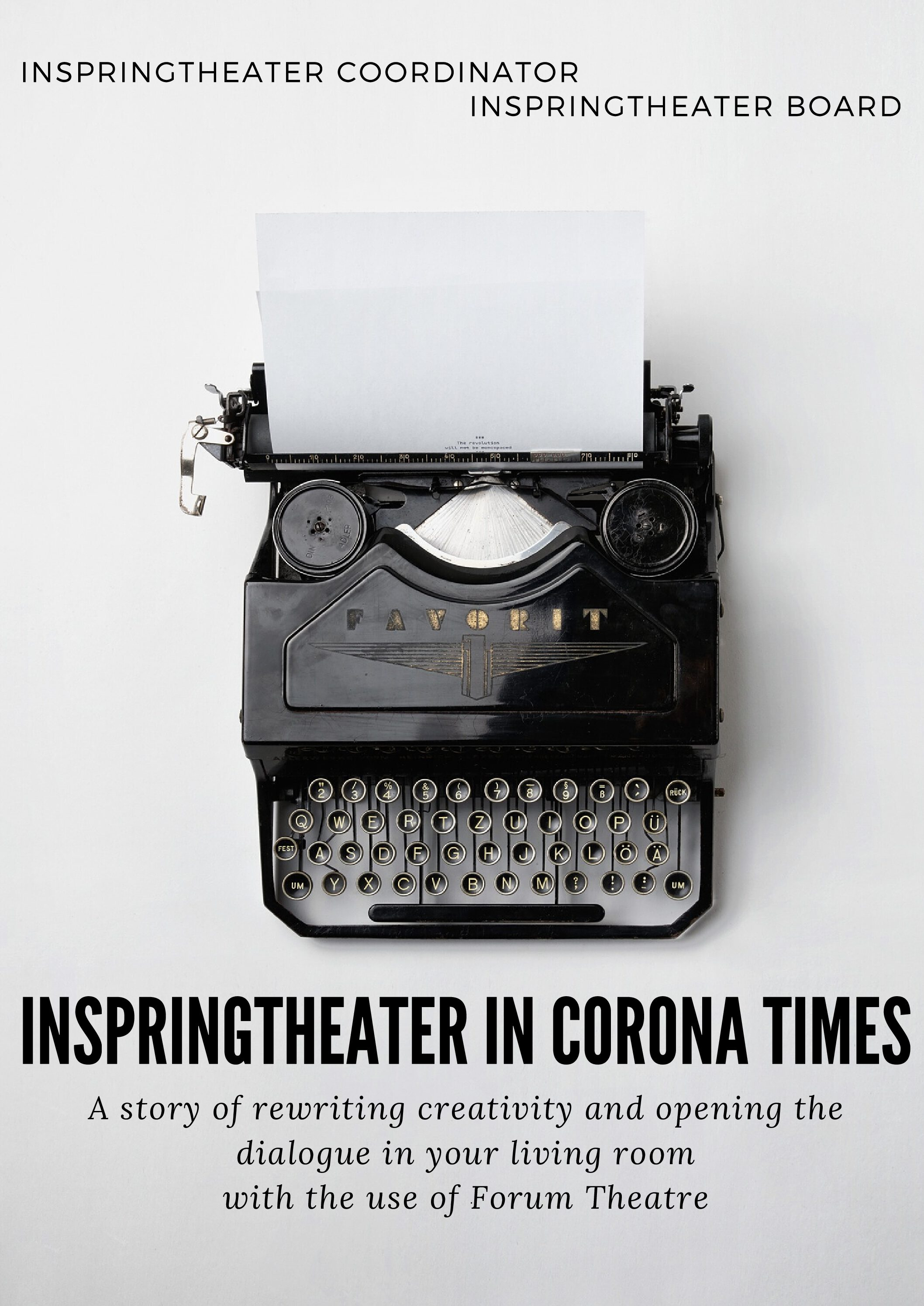 Inspringtheater in times of Corona