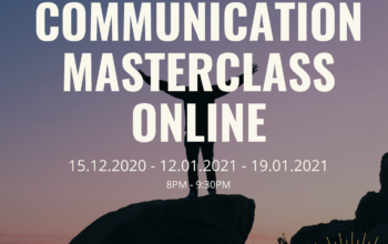 Communication Masterclass Online Light