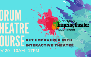 Forum Theatre Course November 20th, 2021