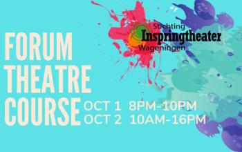 Forum Theatre Course October 2021